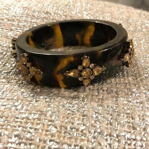 Banana republic tortoise bracelet
